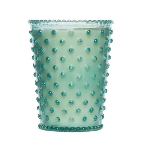 Simpatico Skye Hobnail Glass Candles by K. Hall Studio