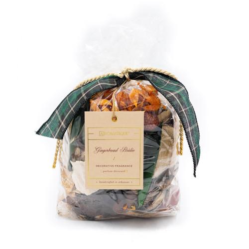 Gingerbread Brulee 8 oz. Standard Bag by Aromatique