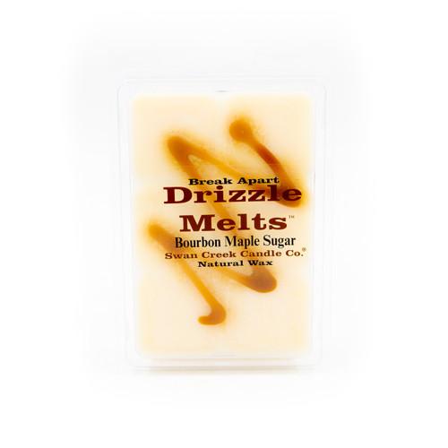 Bourbon Maple Sugar 5.25 oz. Swan Creek Candle Drizzle Melts