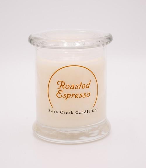 Roasted Espresso Clean & Contemporary 9 oz. Jar Swan Creek Candle