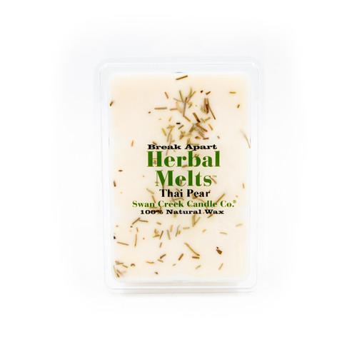 Thai Pear 5.25 oz. Swan Creek Candle Drizzle Melts