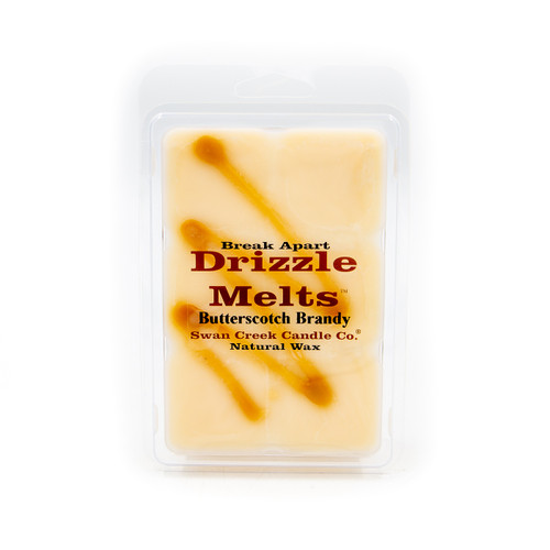 Butterscotch Brandy 5.25 oz. Swan Creek Candle Drizzle Melts