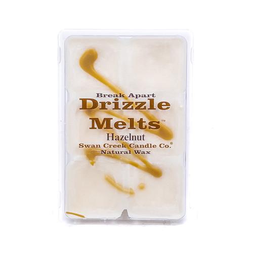 Hazelnut 5.25 oz Swan Creek Candle Drizzle Melts