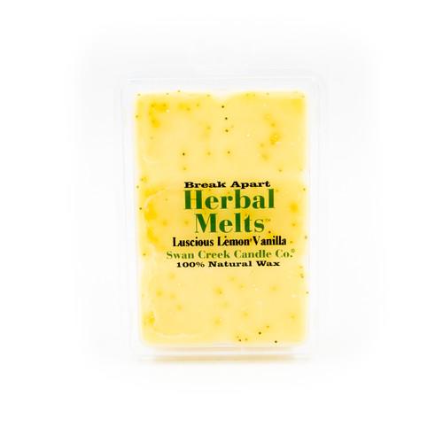 Luscious Lemon Vanilla 5.25 oz. Swan Creek Candle Drizzle Melts
