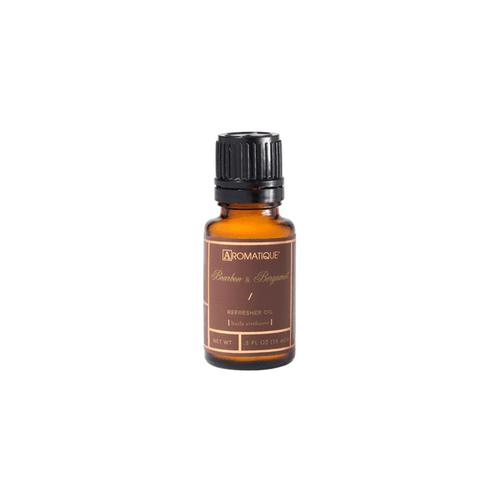 Bourbon & Bergamot .5 oz. Refresher Oil by Aromatique