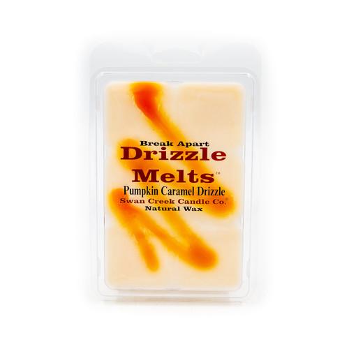 Pumpkin Caramel Drizzle 5.25 oz. Swan Creek Candle Drizzle Melts