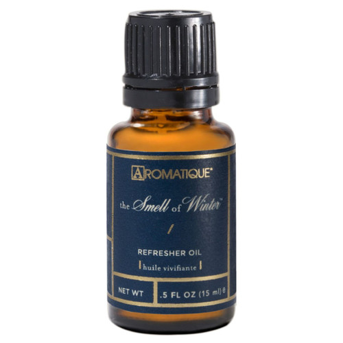 The Smell of Winter 0.5 fl oz. Refresher Oil by Aromatique