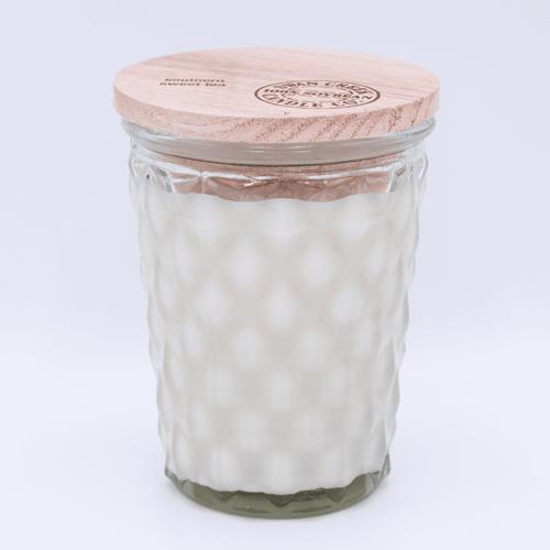 Honey Soaked Apples Timeless 12 oz. Jar  Swan Creek Candle