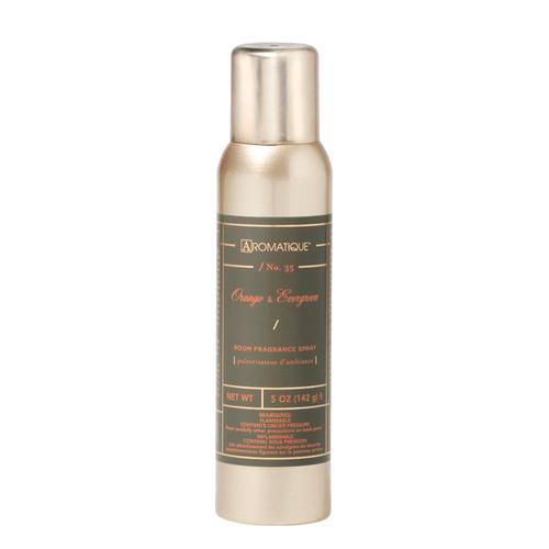 Orange & Evergreen 5 oz. Room Spray by Aromatique