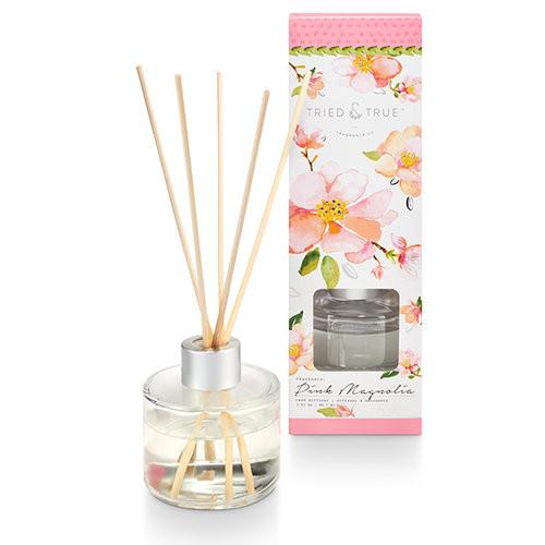 Pink Magnolia 3 fl oz. Diffuser by Tried & True