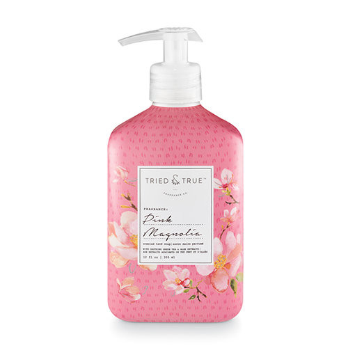 Pink Magnolia Hand Soap by Tried & True