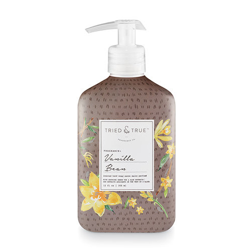 Vanilla Bean Hand Soap by Tried & True