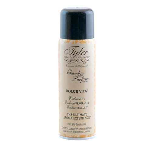 Dolce Vita 4 oz. Chambre Room Parfum by Tyler Candle Company