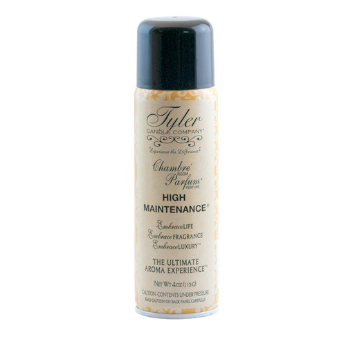 High Maintenance 4 oz. Chambre Room Parfum by Tyler Candle Company