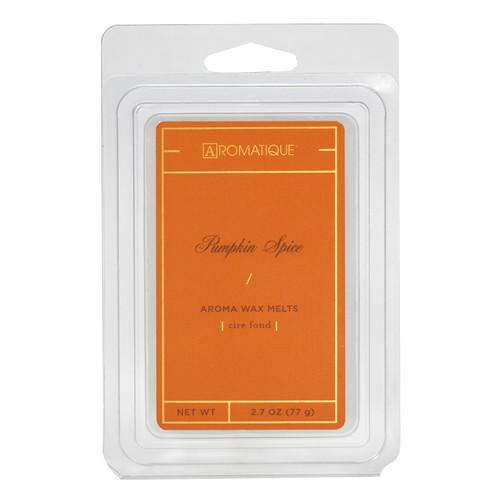 Pumpkin Spice 2.7 oz. Aroma Wax Melts by Aromatique