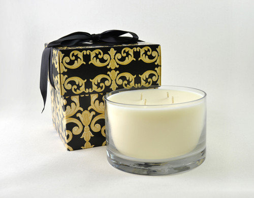 Diva 40 oz. Exclusive 4-Wick Tyler Candle
