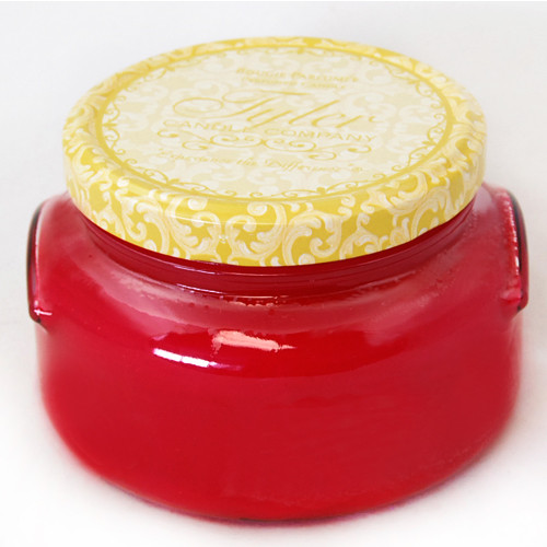 *Frosted Pomegranate 22 oz. Tyler Candle