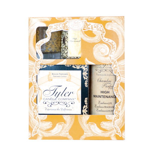 High Maintenance Glamorous Gift Suite II by Tyler Candle Company