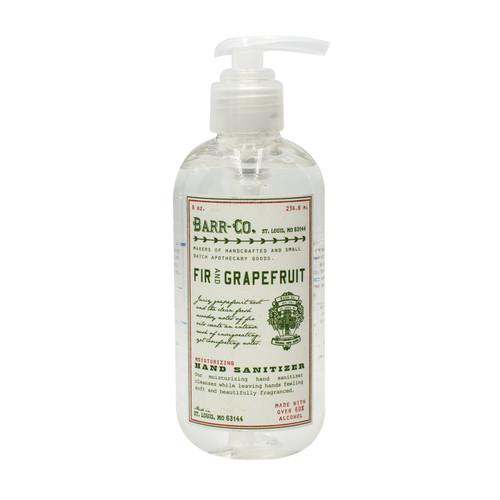 Barr-Co. Fir & Grapefruit 8 oz. Hand Sanitizer by K. Hall Studio