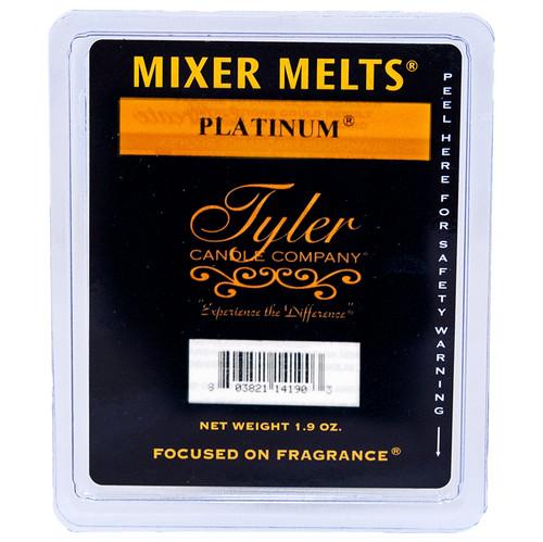 Platinum Tyler Mixer Melt
