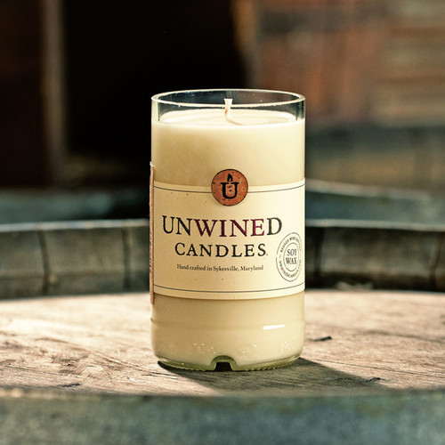 Eastern Amber 12 oz. Unwined Candle