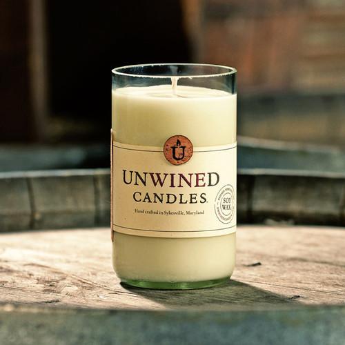 Vanilla Bean 12 oz. Unwined Candle