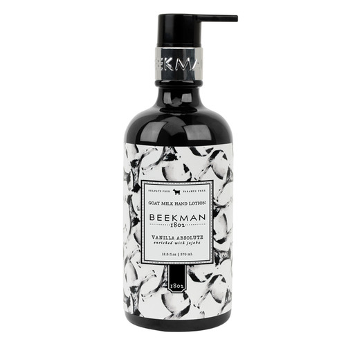 Vanilla Absolute 12.5 oz. Hand Lotion by Beekman 1802