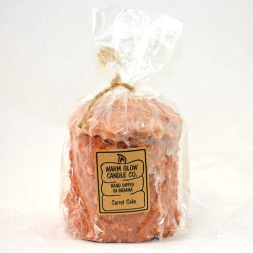 Carrot Cake Hearth Candle by Warm Glow Candles