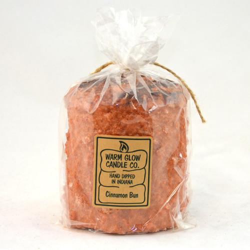 Cinnamon Bun Hearth Candle by Warm Glow Candles