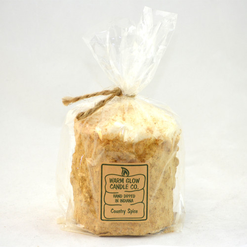 Country Spice Hearth Candle by Warm Glow Candles
