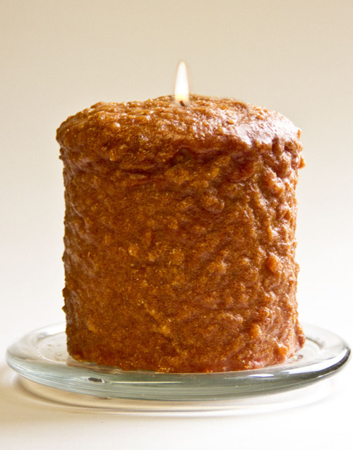 Pumpkin Crumb Cake Hearth Candle by Warm Glow Candles