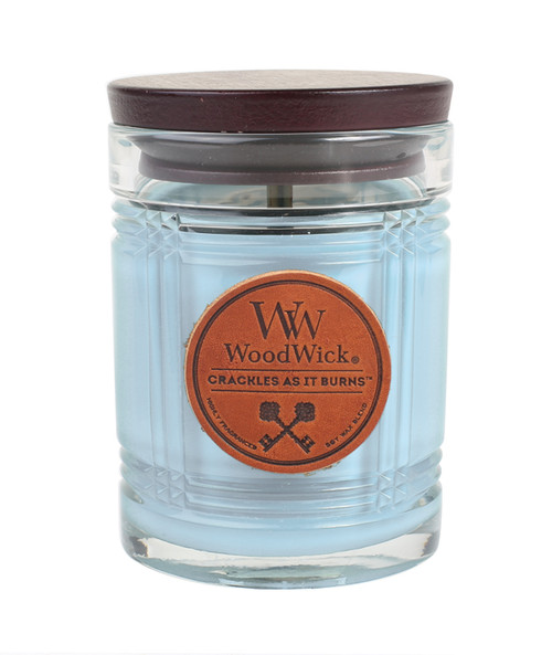 Driftwood WoodWick Reserve Collection 8.5 oz.  Candle