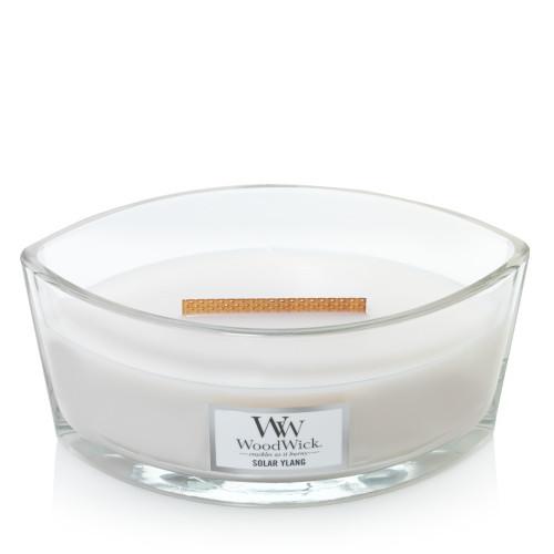 Solar Ylang WoodWick Candle 16 oz. Hearthwick Flame