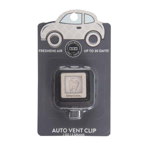 Sweet Grace Auto Vent Clip - Bridgewater