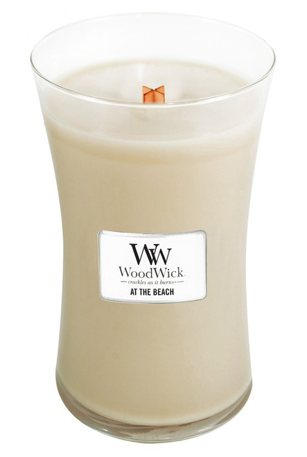 At The Beach WoodWick Candle 22 oz.