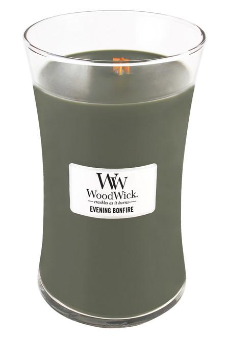 Evening Bonfire WoodWick Candle 22 oz.
