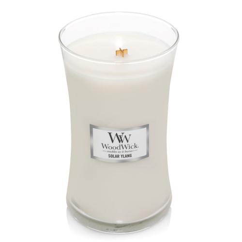 Solar Ylang WoodWick Large Jar Candle