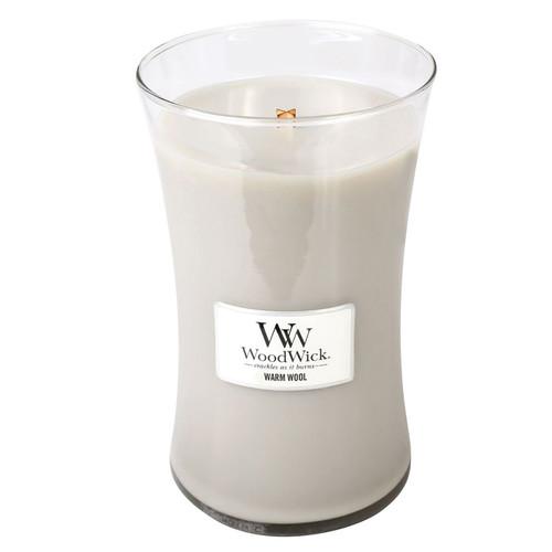 Warm Wool WoodWick Candle 22 oz.