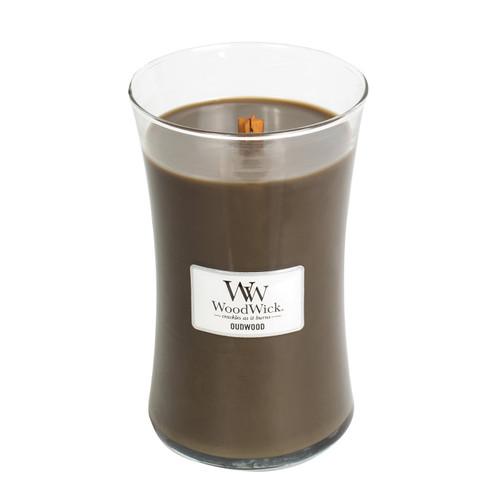 Oudwood WoodWick Candle 22 oz.