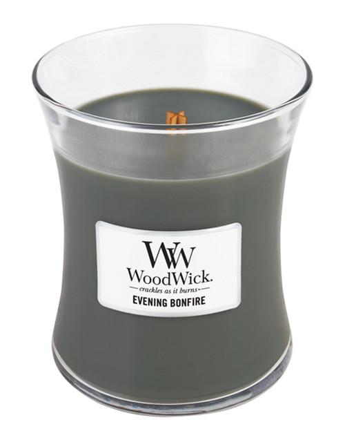 Evening Bonfire WoodWick Candle 10 oz.