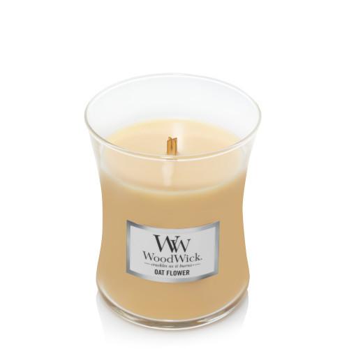 Oat Flower WoodWick Medium Jar Candle