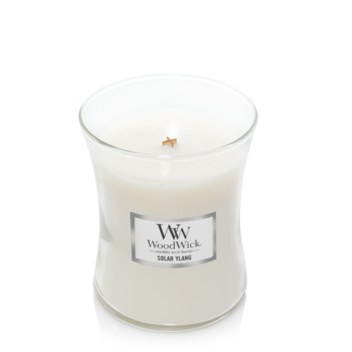 Solar Ylang WoodWick Medium Jar Candle