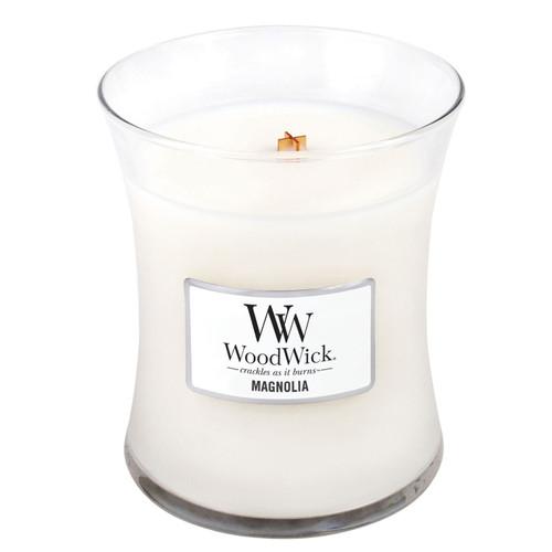 Magnolia WoodWick Candle 10 oz.