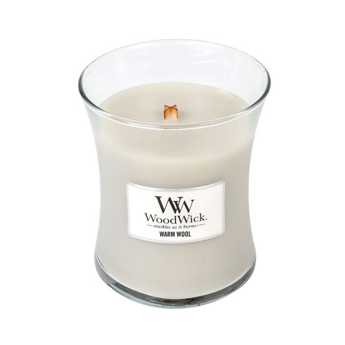 Warm Wool WoodWick Candle 10 oz.