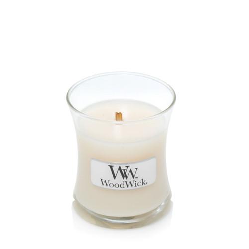 White Honey WoodWick Candle 3.4 oz.
