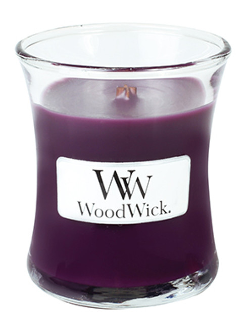 Spiced Blackberry WoodWick Candle 3.4 oz.
