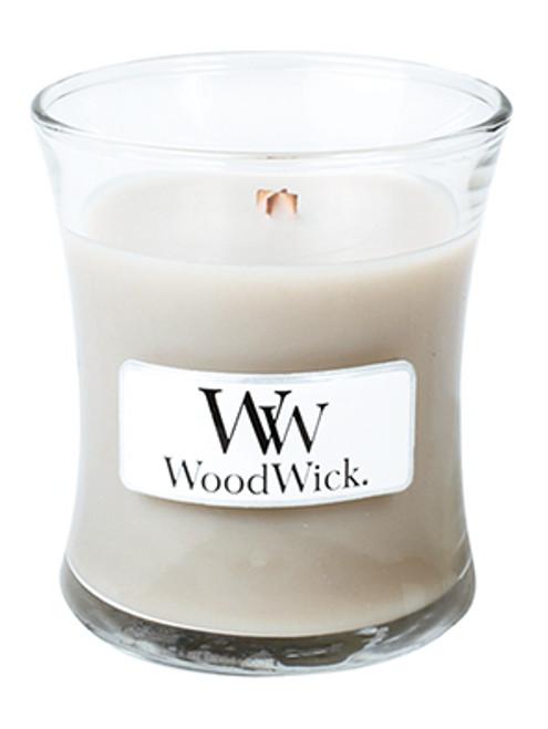 Wood Smoke WoodWick Candle 3.4 oz.