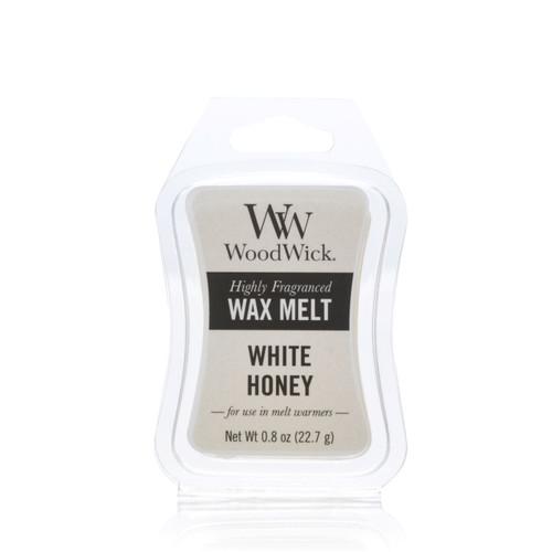 White Honey WoodWick 0.8 oz. Mini Hourglass Wax Melt
