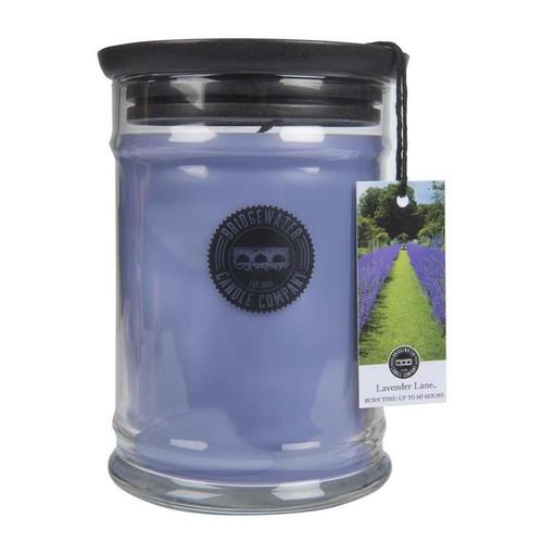 Lavender Lane Large Jar Candle - Bridgewater