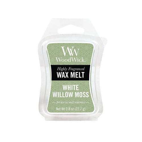 White Willow Moss WoodWick 0.8 oz. Mini Hourglass Wax Melt